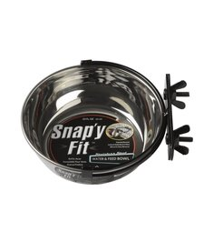 Midwest Snap'y Fit Crate Bowl 20 oz
