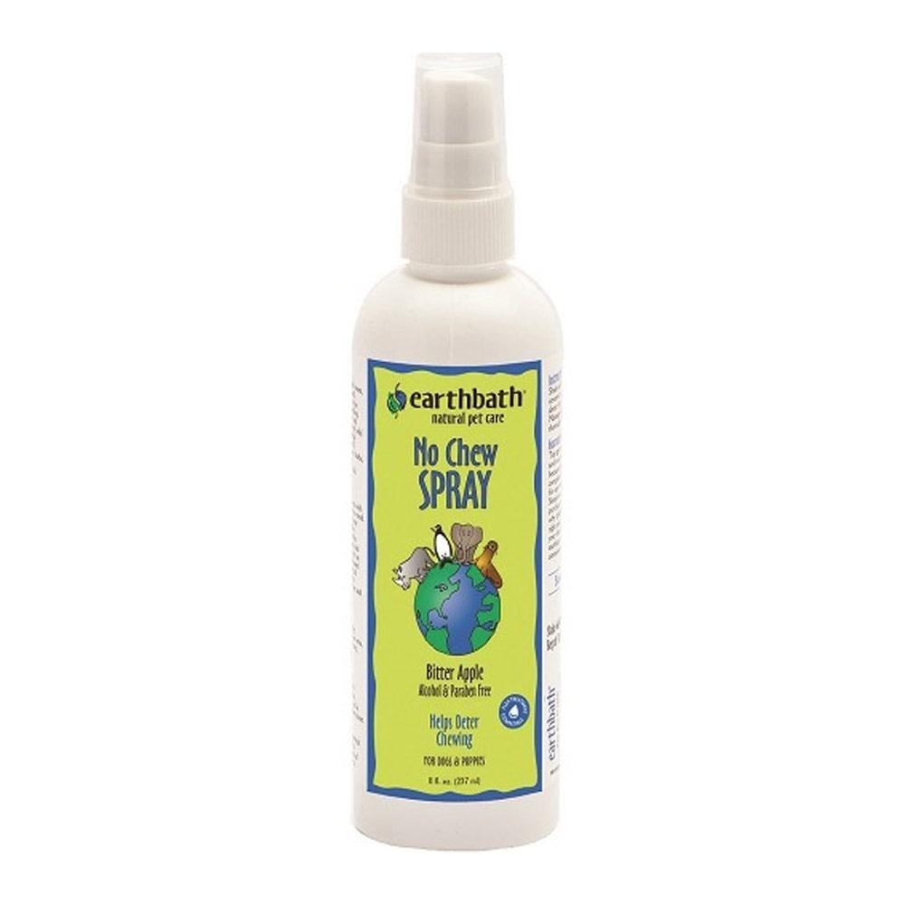 Earthbath No Chew Spray 8 oz