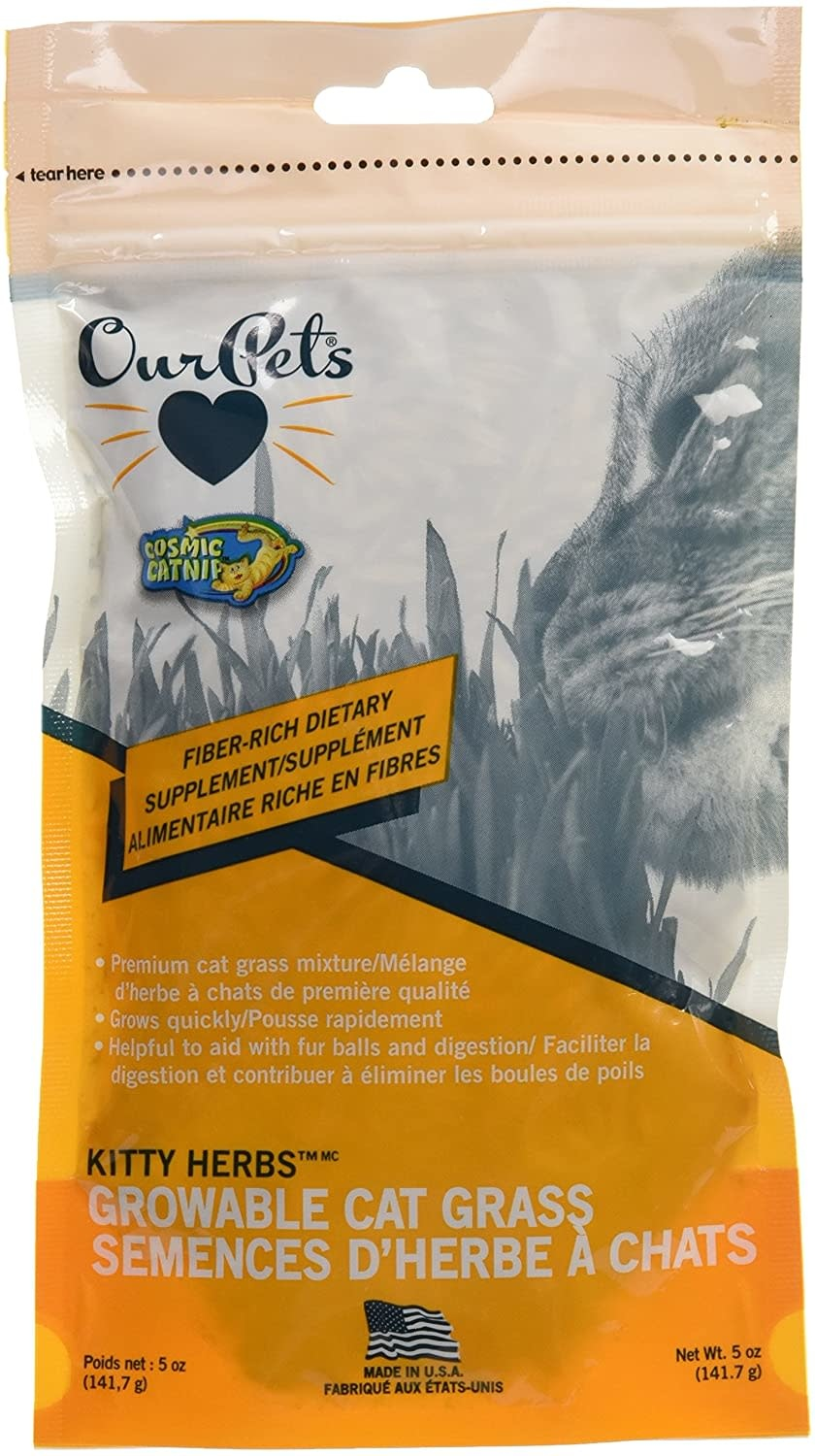 Our Pets Company COSMIC Kitty Herbs 5oz