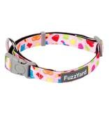 Fuzzyard Jelly Bear Collar-Large