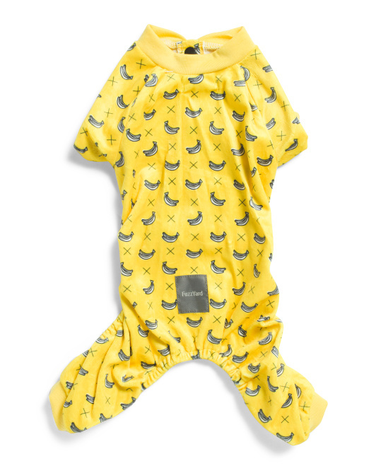 FuzzYard Fuzzyard Monkey Mania Pajamas-Size 4