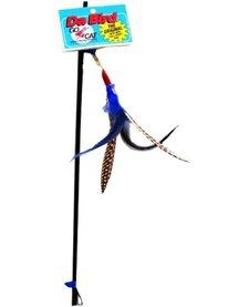 GoCat Da Bird Rod & Feather