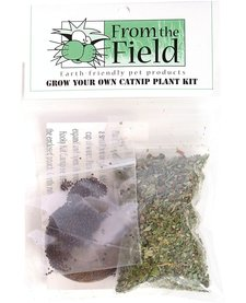 From the Field Grow Your Own Catnip Kit