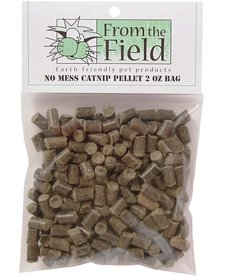 From the Field Catnip Pellets 2 oz