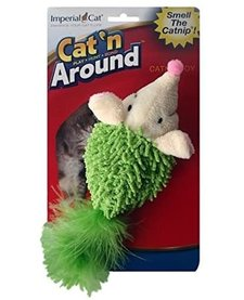 Cat n' Around Feather Tail Hedgehog