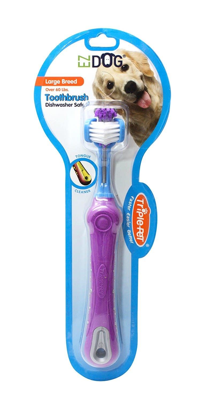 EzyDog EZ Dog Large Breed Toothbrush