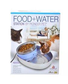 Pioneer Pet Food + Water Station