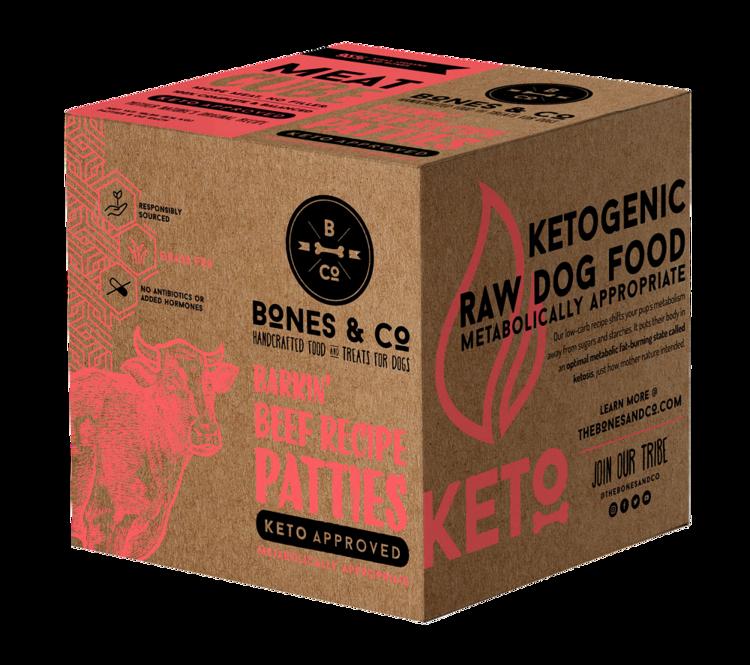 Bones & Co Bones & Co Bulk Box Beef 18 lb