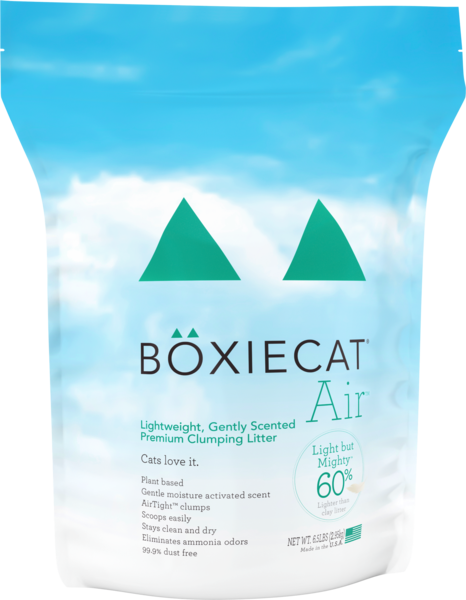 Boxie Cat BoxieCat Air Gently Scented 6.5 lb