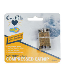 Our Pets Compressed Catnip Refills