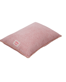 Happy Tails Chenille Bed Pink