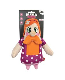 Bearded Buddies Plush Lady
