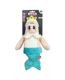 Bearded Buddies Plush Mermaid