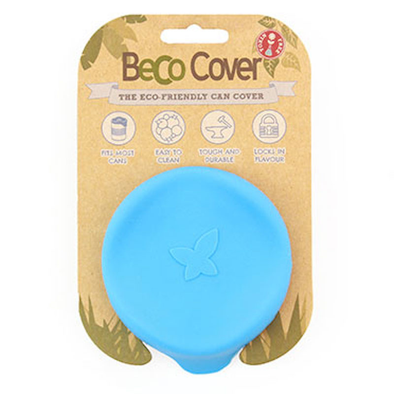 Beco Pet Can Cover Blue