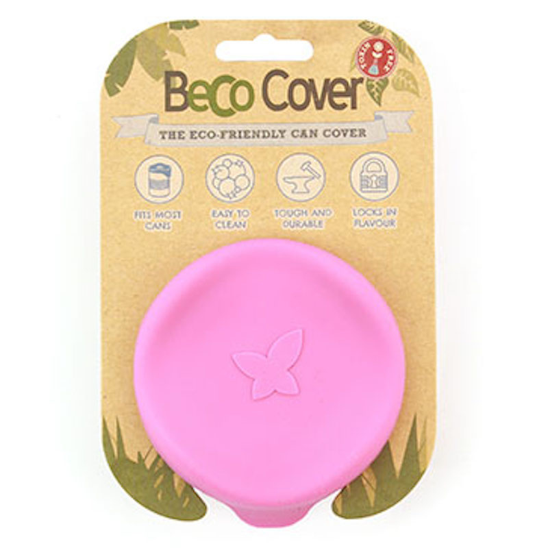 Beco Pet Can Cover Pink