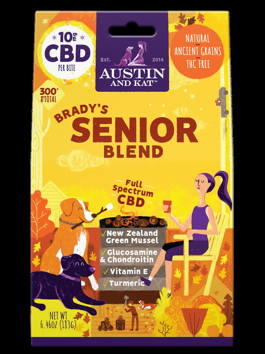 Austin and Kat Austin & Kat Brady's Senior CBD