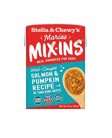 Marie's Mix-Ins Salmon and Pumpkin 5.5 oz