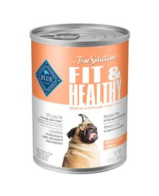Blue True Solutions Fit & Healthy