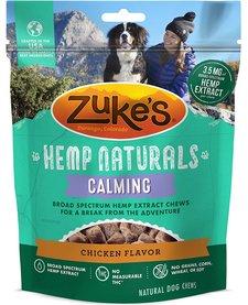 Zuke's Hemp Naturals Chx