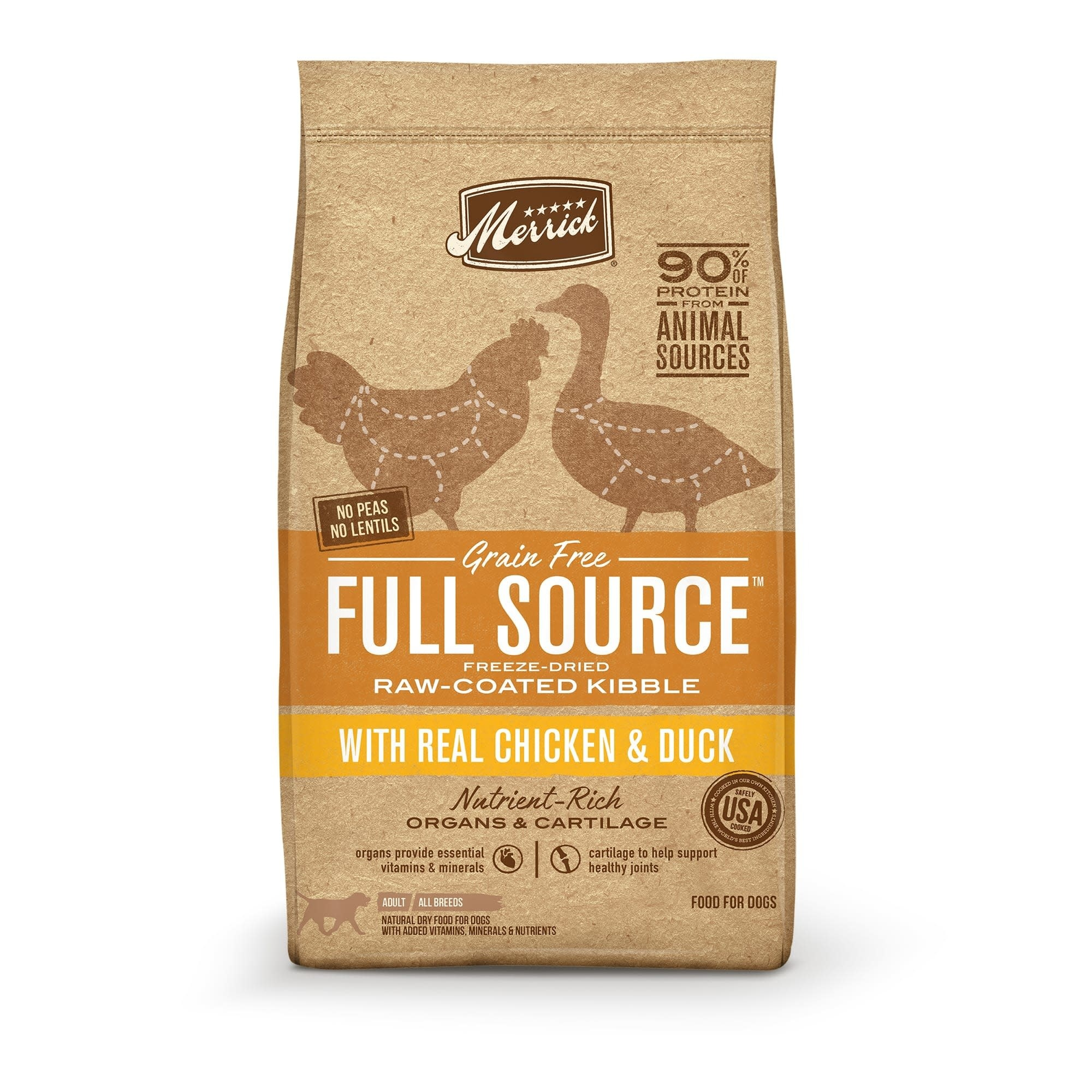 Merrick Full Source GF Chicken & Duck 20 lb