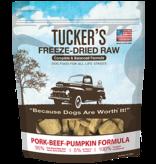 Tucker's Tucker's Freeze-Dried Raw Pork Beef & Pumpkin 14 oz