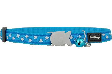 "RedDingo RedDingo Star Turquoise Collar - 8""-13"""
