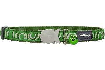 "RedDingo RedDingo Circadelic Green Collar - 8""-13"""