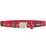 "RedDingo RedDingo Red Desert Paws Collar - 8""-13"""