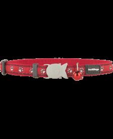 "RedDingo Red Desert Paws Collar - 8""-13"""