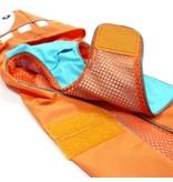 Dogo XS Monster Orange Raincoat