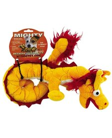 Mighty Jr Dragon Yellow