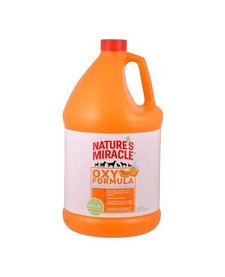 Nature's Miracle Oxy Formula Pet Stain & Odor Remover Orange Scent 1 Gal