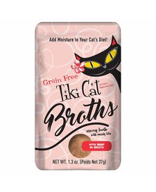 Tiki Cat Broths Beef 1.3 oz