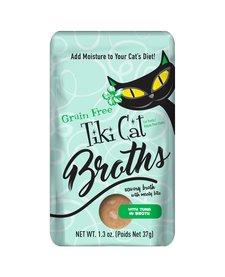 Tiki Cat Broths Tuna 1.3 oz