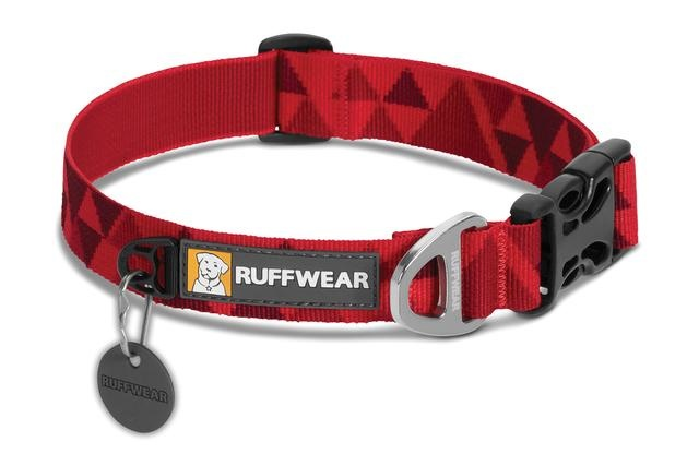 Ruffwear Ruffwear Hoopie Collar Red Butte MD