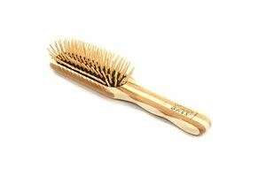 Bass Brushes Bass M Paddle Brush Bamboo Pins 17p