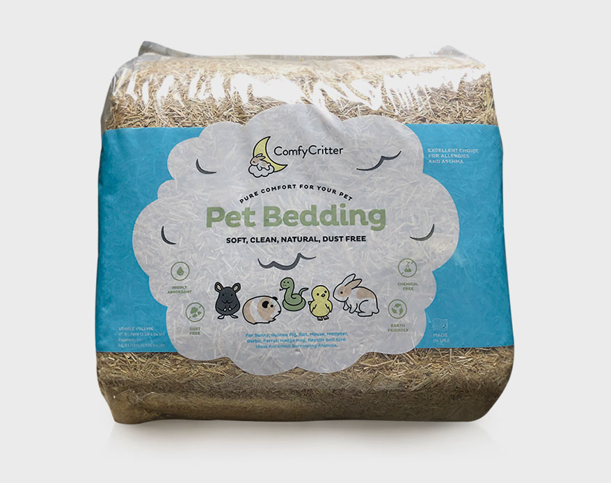 Comfy Critter Bedding