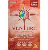 Earthborn Venture Smoked Wild Boar & Squash 4 lb