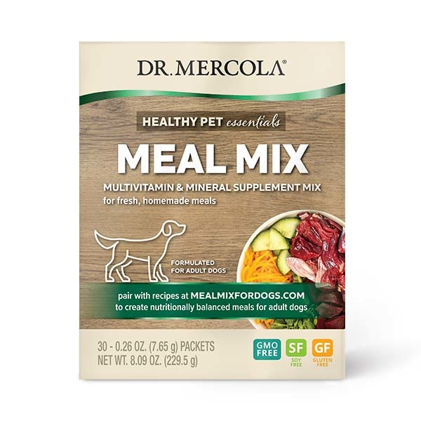 Dr. Mercola Meal Mix