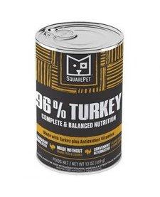 Square Pet  96% Turkey 13 oz