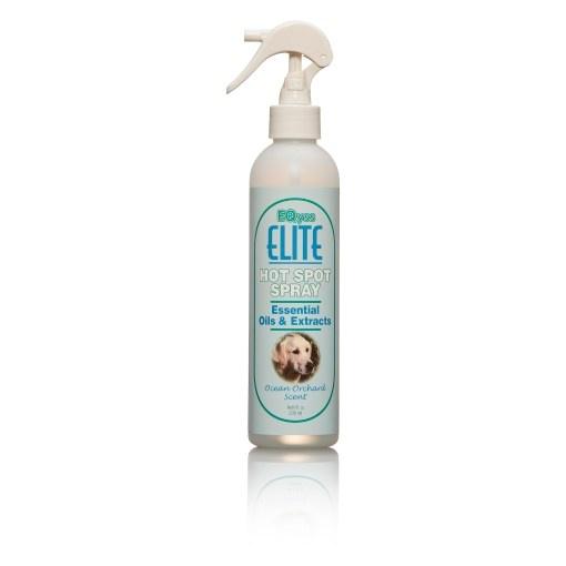 EQyss Grooming EQyss Elite Hot Spot Spray 4 oz