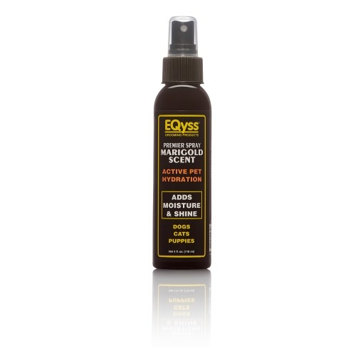 EQyss Grooming EQyss Marigold Coat Conditioner Spray 4 oz
