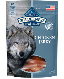 Blue Wilderness Chicken Jerky 3.25 oz