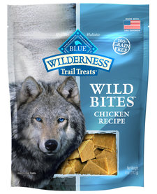 Blue Wilderness Wild Bites Chicken 4 oz