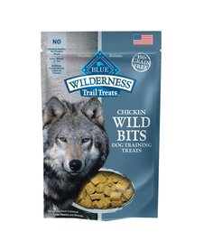Blue Wilderness Wild Bits Chicken 4 oz