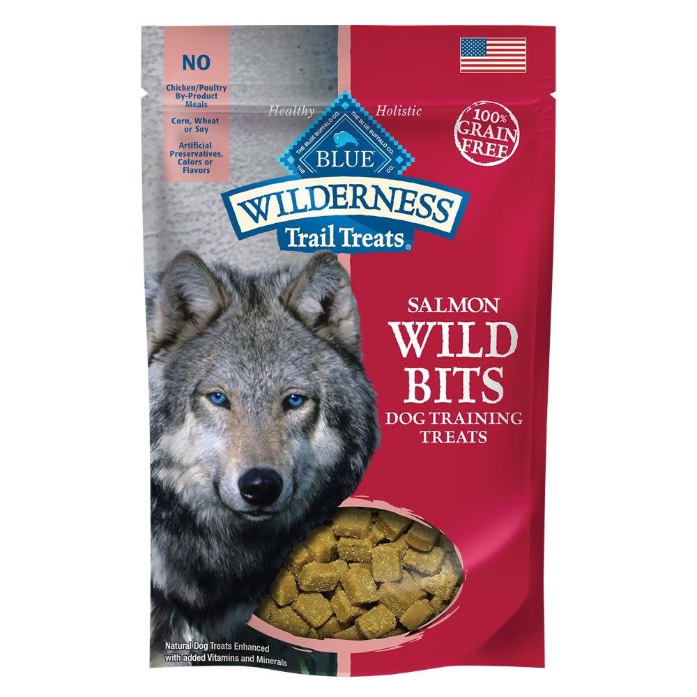 Blue Buffalo Blue Wilderness Wild Bits Salmon 4 oz