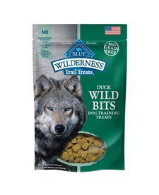 Blue Wilderness Wild Bits Duck 4 oz