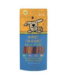 """Honey I'm Home 6"""" Bully Sticks 5 ct"""