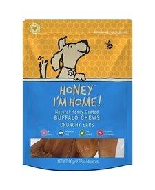Honey I'm Home Crunchy Ears 10 ct