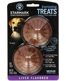 Starmark Everlast Treat Liver Medium